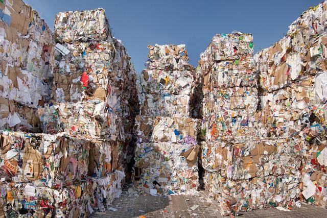 国废连涨结束 外媒:停止进口外废将不利于全球回收纸发展